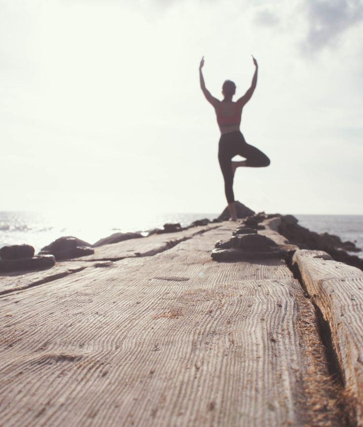 My yoga story - Pandora's Health