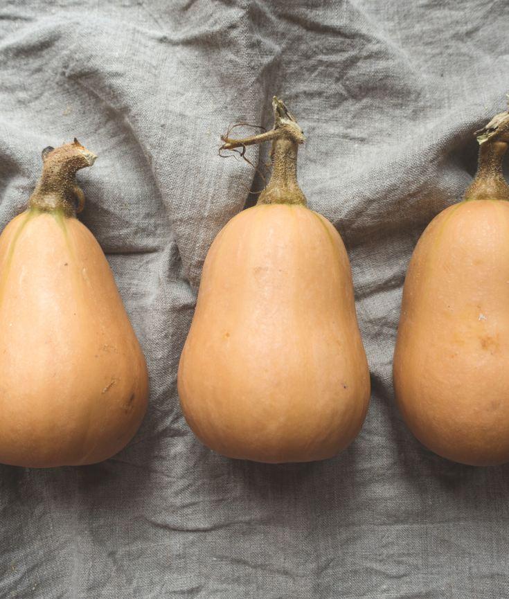 3 butternut squash - Pandora's Health