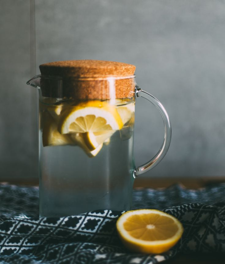 Lemon water – Pandora's Health