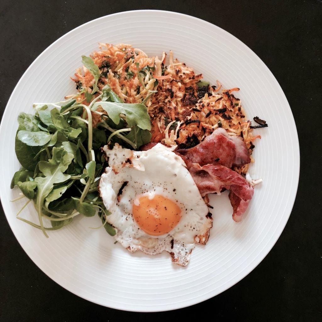 Parsnip rösti breakfast – Pandora's Health