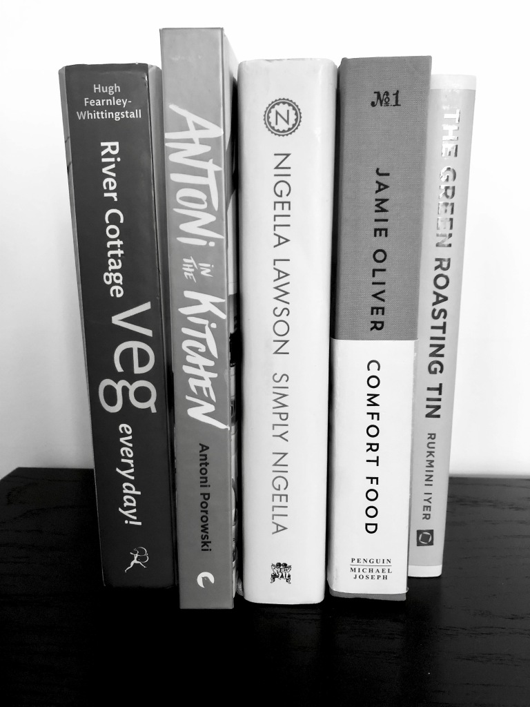Black & white books – Pandora's Health